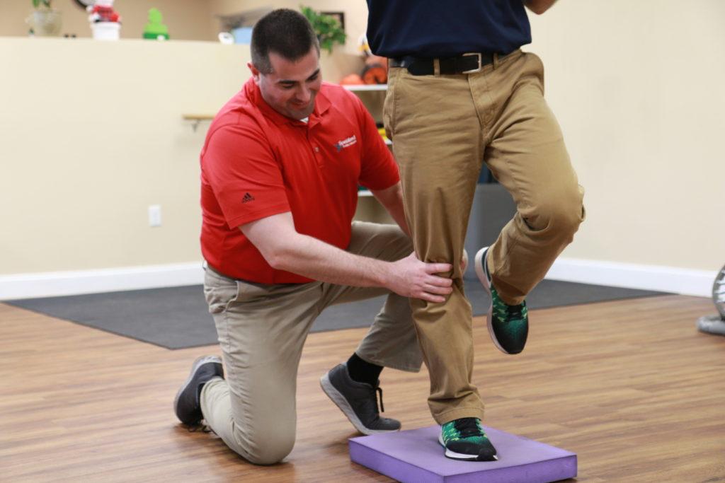 Shin splints physical therapy