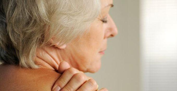 Cervical degenerative joint disease
