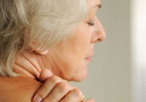 Cervical degenerative joint disease