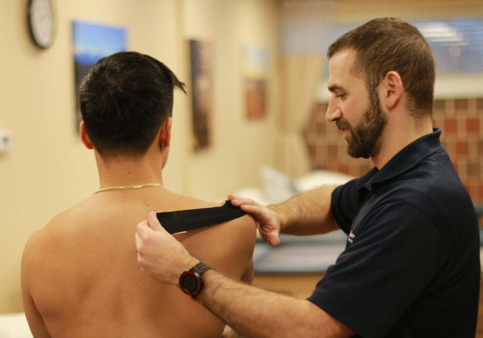 Shoulder Labrum Tear
