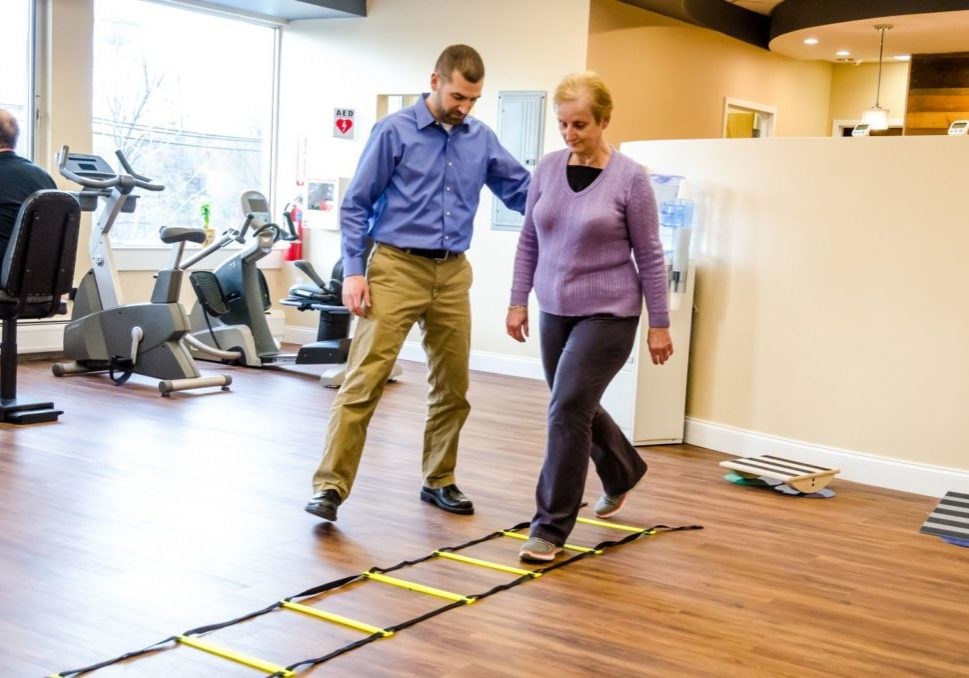 Balance & Vestibular Rehabilitation