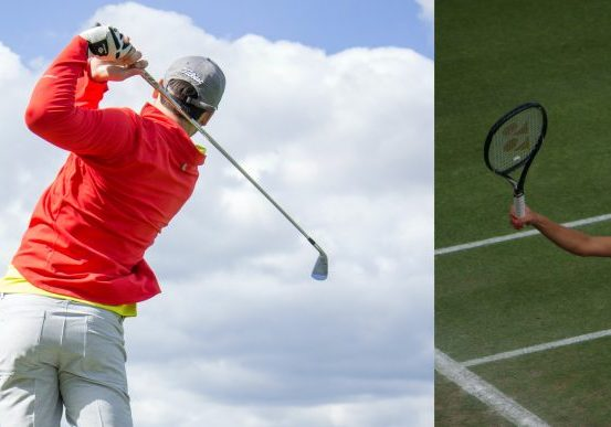 Golfer's Elbow vs. Tenis Elbow: What's the difference?